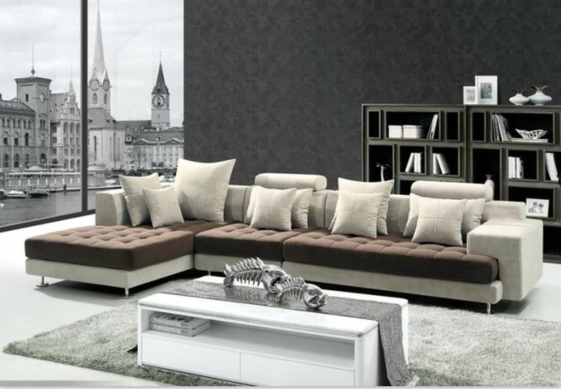 Chinese Furniture/Combination Sofa/Hotel Modern Sectional Sofa ...
