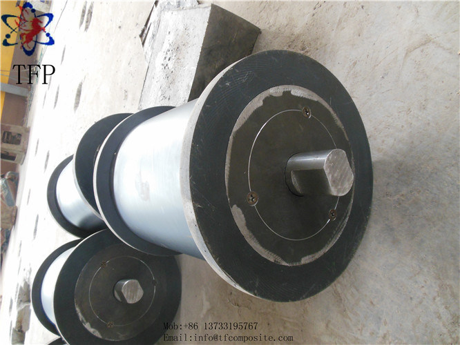 Strong Bearing Grounding Idler with Drawing pictures & photos