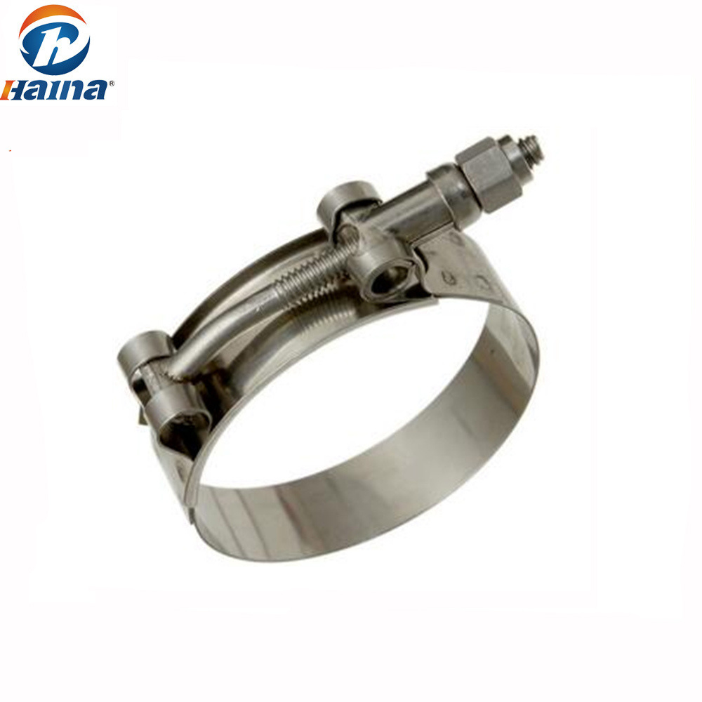 China High Quality Pipe Clamps Hose Clamps China Pipe Clamps