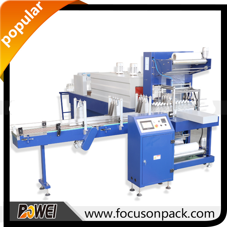 Automatic Shrink Sleeve Wrapping Machine (SSW-6040)