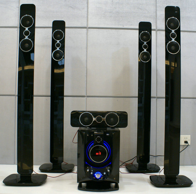 [Hot Item] Sea Piano 5 1 Home Theater System/Multimedia Active Speaker/Home  Audio Speaker