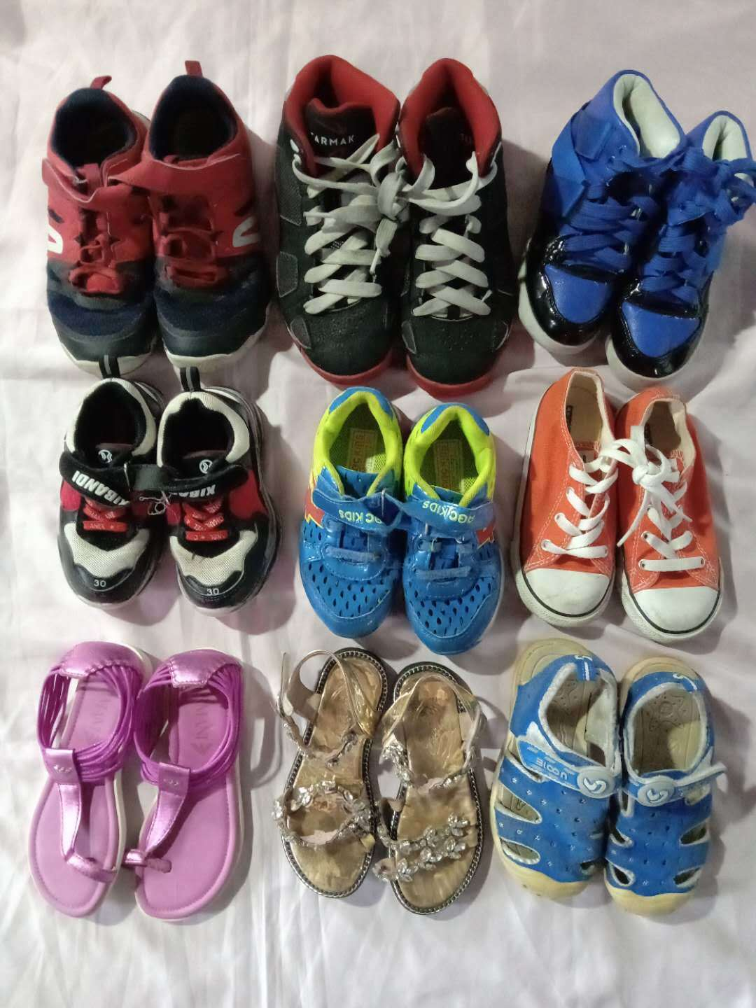 China The Best Selling Baby Shoes Used