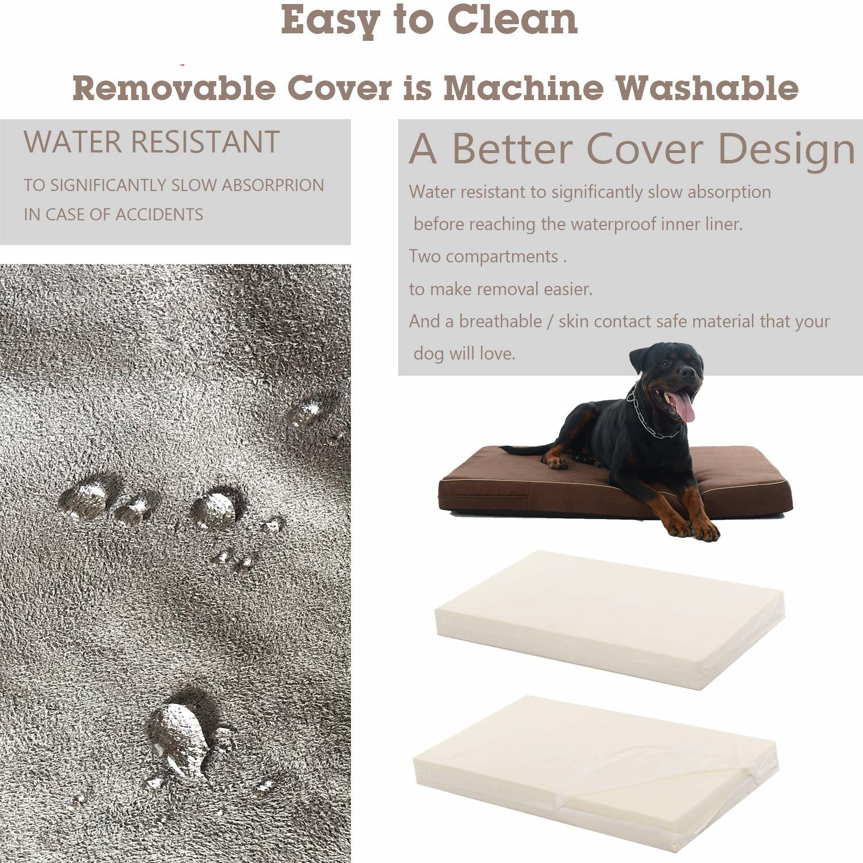 China Orthopedic Memory Foam Pet Sofa