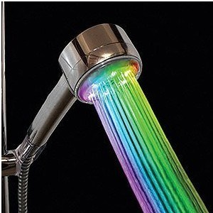 China Led Color Changing Shower Head Rc B China Led Shower Light Led Shower Head