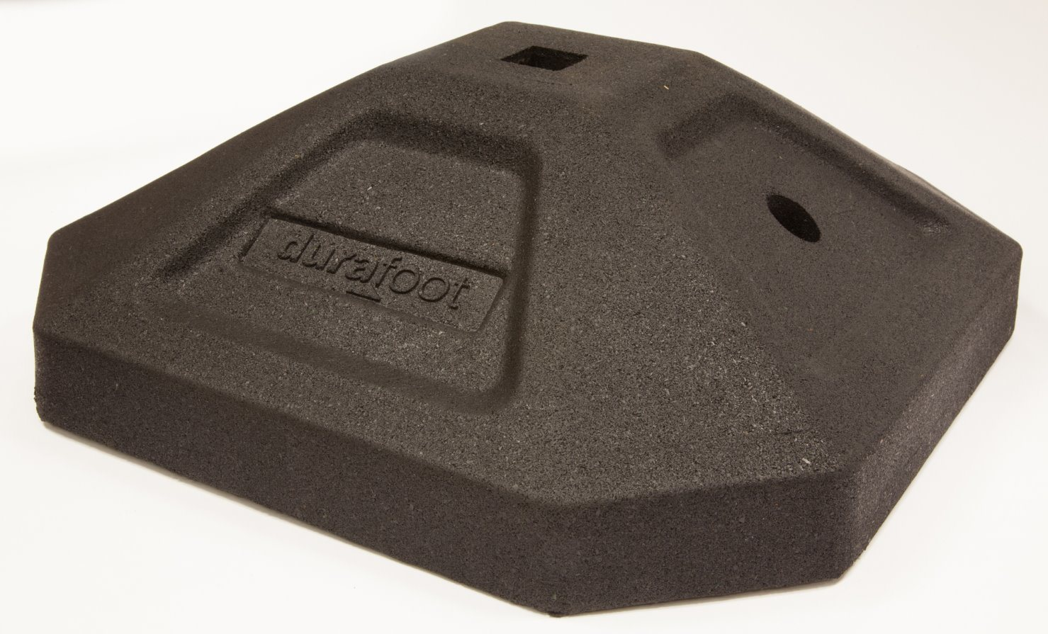 Durafoot 500 (50X50) Square Heavy 25kg Rubber Support Foot Rooftop Block Base pictures & photos