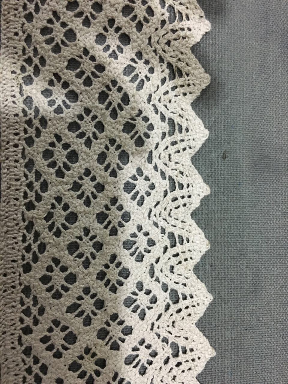 China Crochet Cotton Lace Trim for Garments in Portugal Market ...