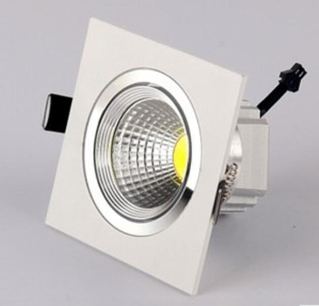 3W/5W/7W/9W/12W LED COB Downlight for Living Room LED Spot Lights Shopping Malls 110V/220V
