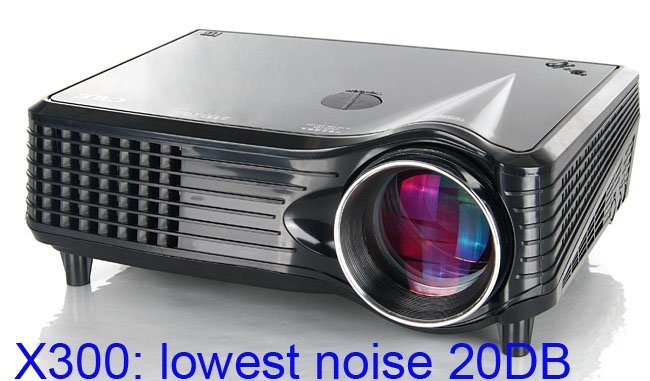 Multimedia Functions Cinema Home Theater LCD Projector Portable LED Projector pictures & photos