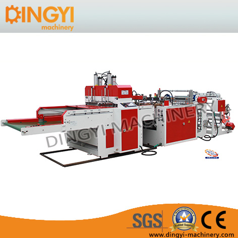 Automatic High Speed T-Shirt Bag Making Machine (DY-450*2)