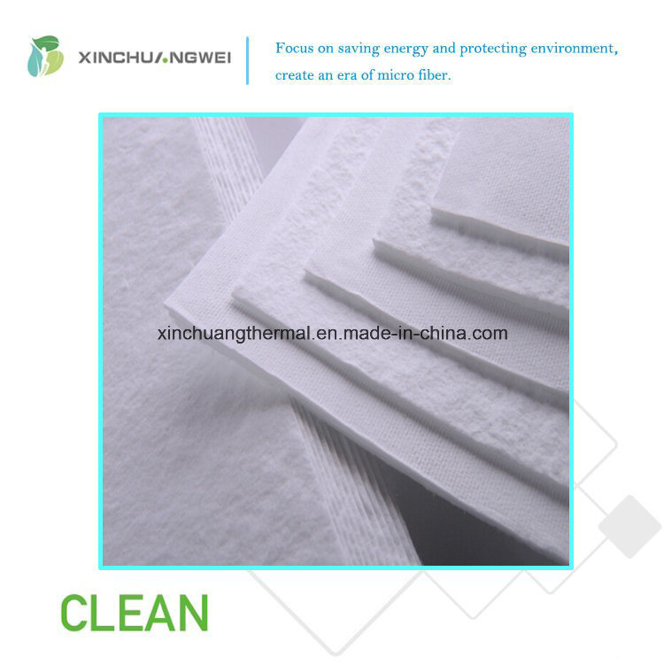 Vacuum Insulation Panel Fiberglass Thermal Insulation Low Conductivity Material