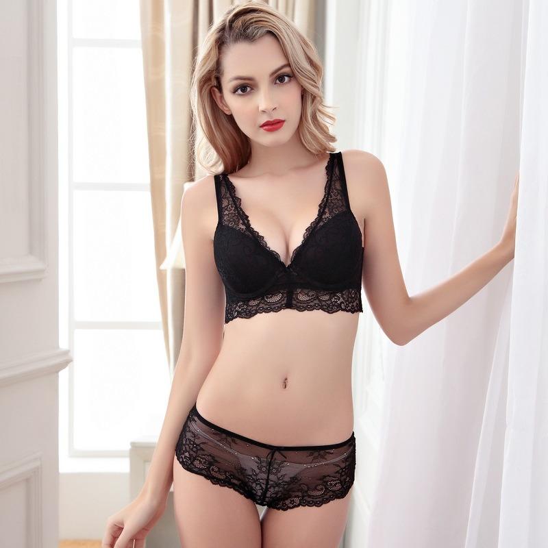 China Wholesale Woman Lingerie Sexy Longline Bra and Lace Panty (FPY332) -  China Bra Set 6327e70c1