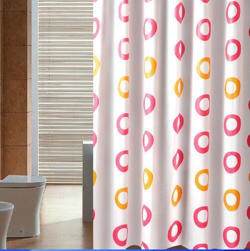 China Colorful Shower Curtain, Fashion Shower Curtain, Cartoon ...