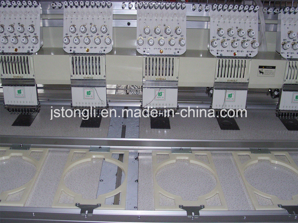 Multi Head Embroidery Machine pictures & photos