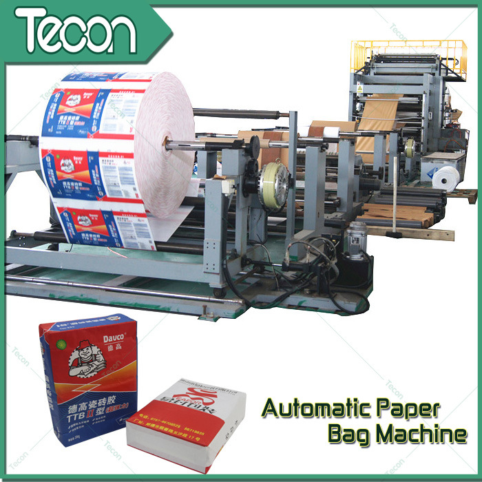 Bottomer Machine (Bottom-pasted bag making machine) pictures & photos