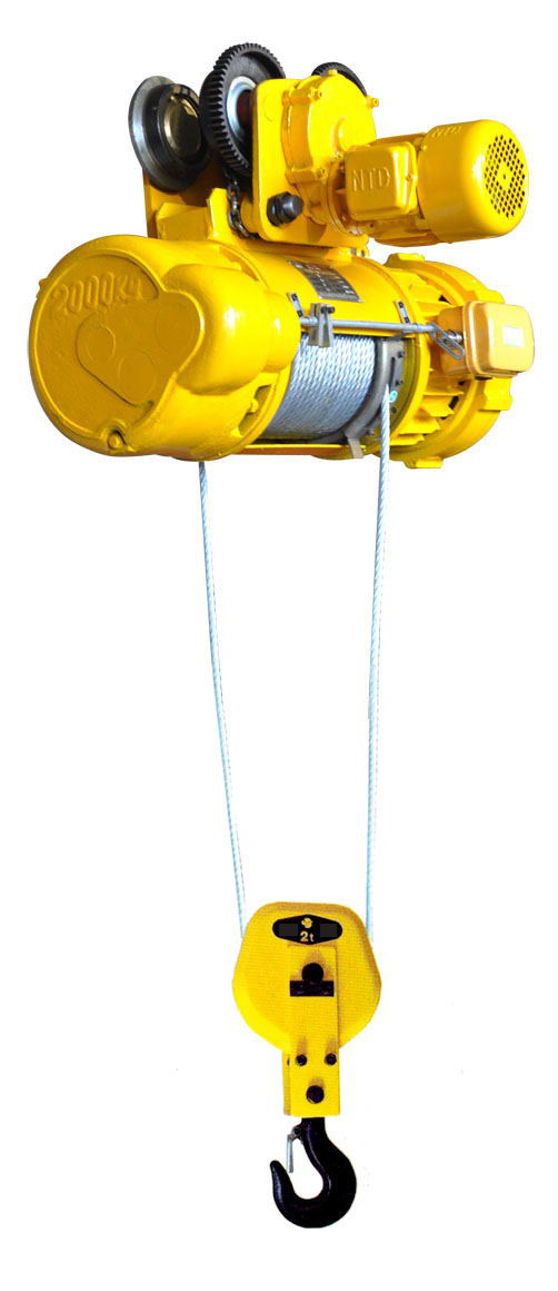 CD1&MD1 Series Wire Rope Electric Hoist pictures & photos