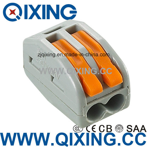 China Qixing Compact Splicing Connectors 2.3.5 Wire Connector 400V ...