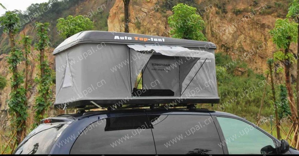 China Hard Shell Fibreglass Car Roof Top Tent for Outdoor Camping