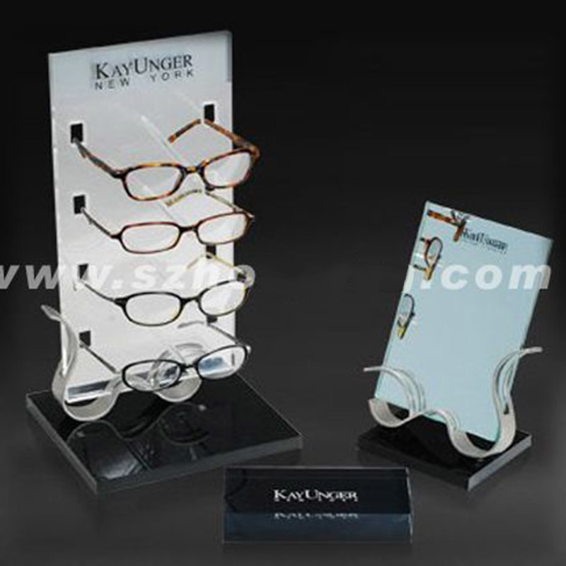 Sunglasses Display Rack Acrylic Display Rack Bracket Display Cabinet