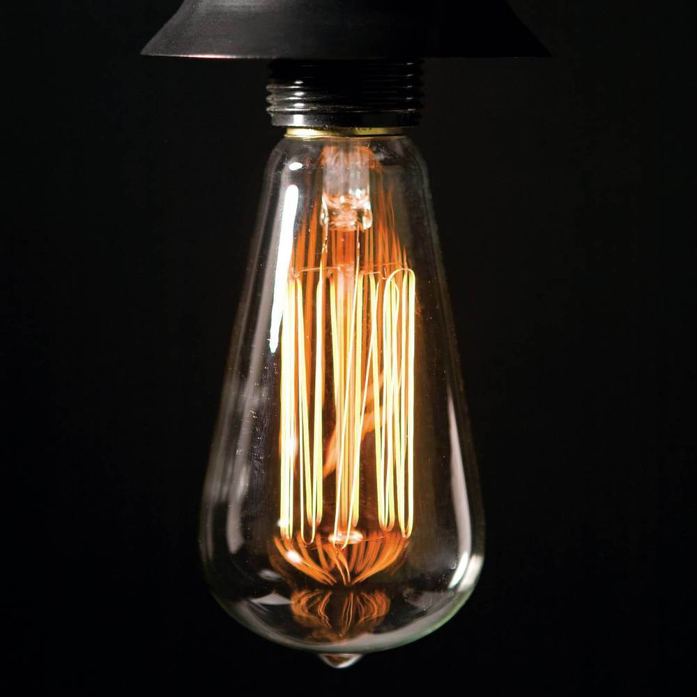 St64 Vintage Edison Light Bulb Retro Filament Edison Lamp 40W E27 pictures & photos