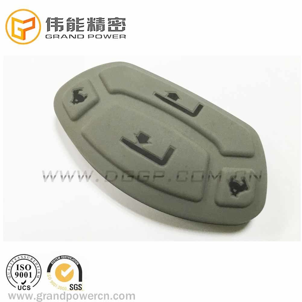 China Can/Bus Controls Mechanical Equipment Silicon Rubber