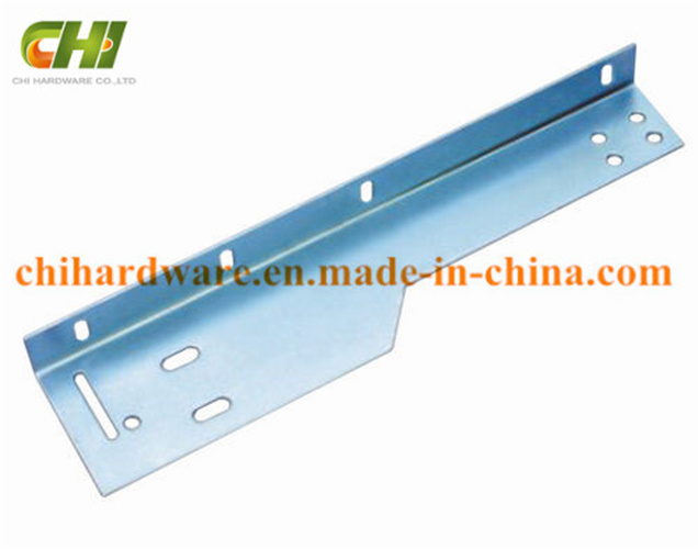 Angle Iron Garage Door, Steel Angle of Sectional Door pictures & photos