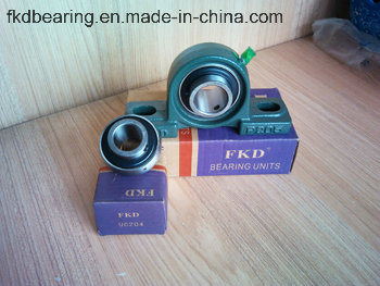 Chrome Steel Pillow Block Bearing pictures & photos
