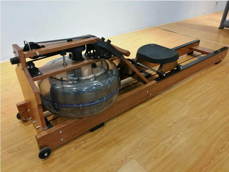 Hot Item Best Quality Commercial Fitness Equipment Wooden Water Rowing Machine Helen 008615965977837
