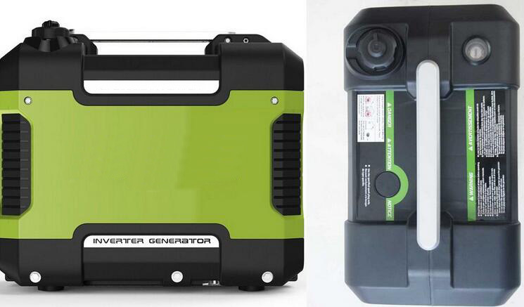 Gasoline 2kw Portable Digital Inverter Generator Silent Type pictures & photos