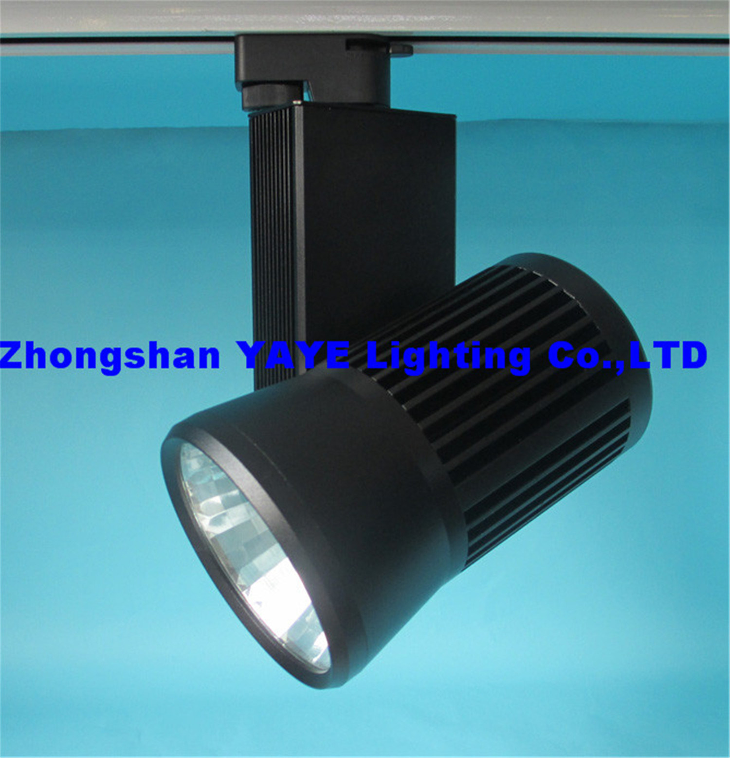 Yaye Hot Sell CE /RoHS Passed 2/3/4-Wires 20W/30W COB LED Track Light / Track LED Light