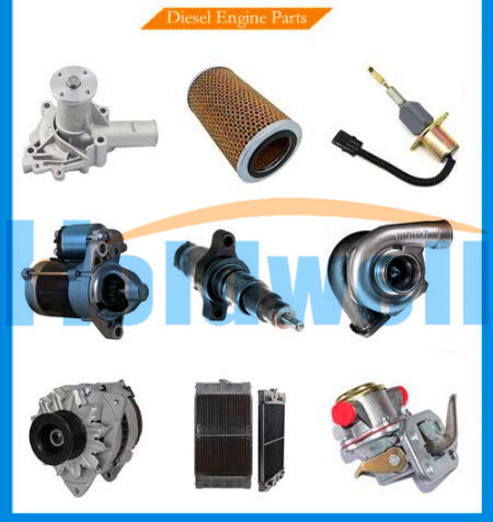 [Hot Item] Ihi Shibaura Diesel Engine Spare Parts E643 S753 S772 N843 N844L  N4di for Tractor Loader Mower