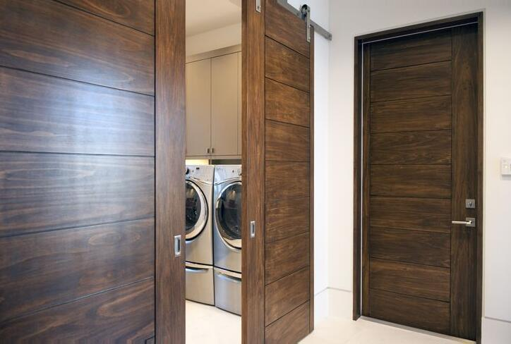 Europe Solid Wood Door (CL-2041) pictures & photos