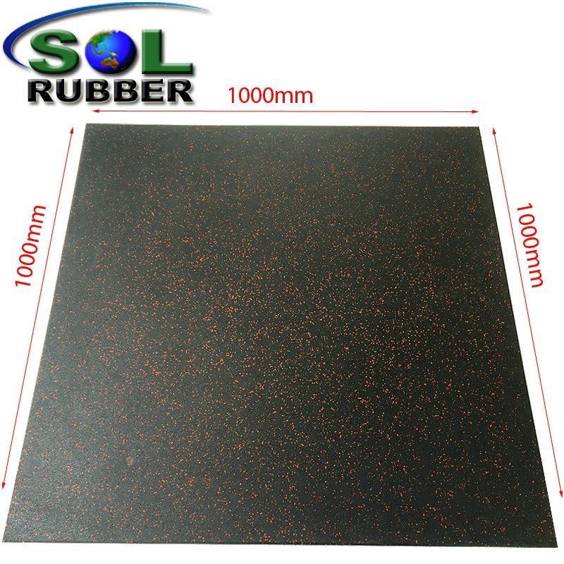 Mat Rubber Flooring