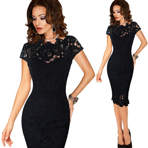 a42c881373 China Women Elegant Sexy Office Dress Party Evening Dress - China ...