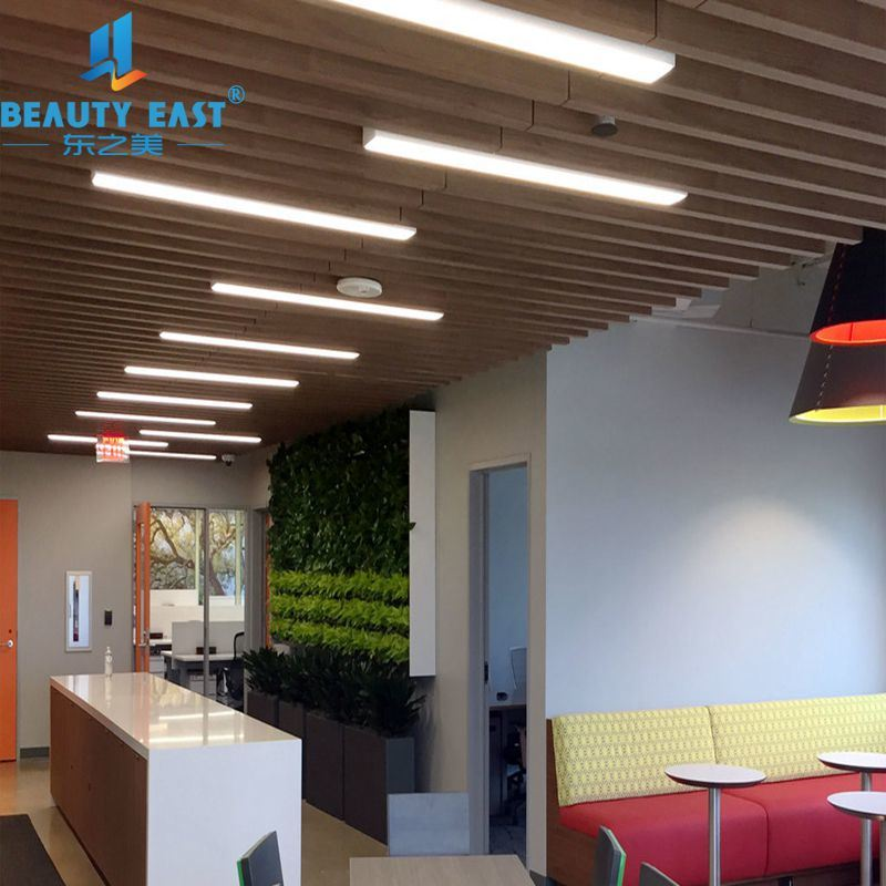 Aluminum Baffle Ceiling Panels