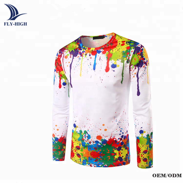 China Custom Made Printing T Shirt