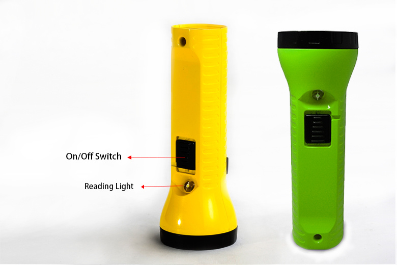 China Rechargeable Solar Led Torch With