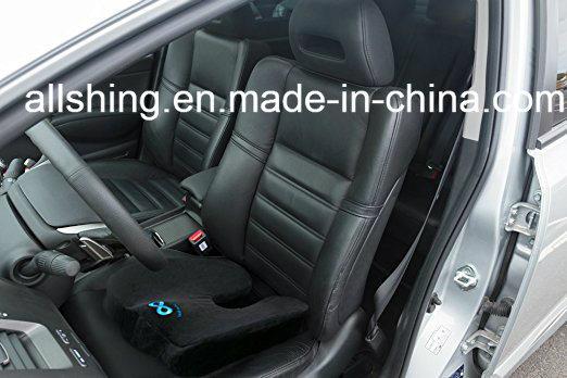 China Coccyx Orthopedic Car Driver Seat Cushion Medical Bamboo Sport Stadium