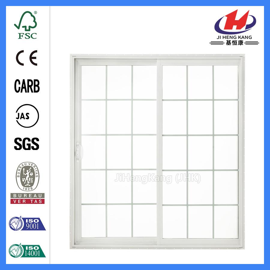 China Price Of European Glass Doors Interior Wooden Sliding Door