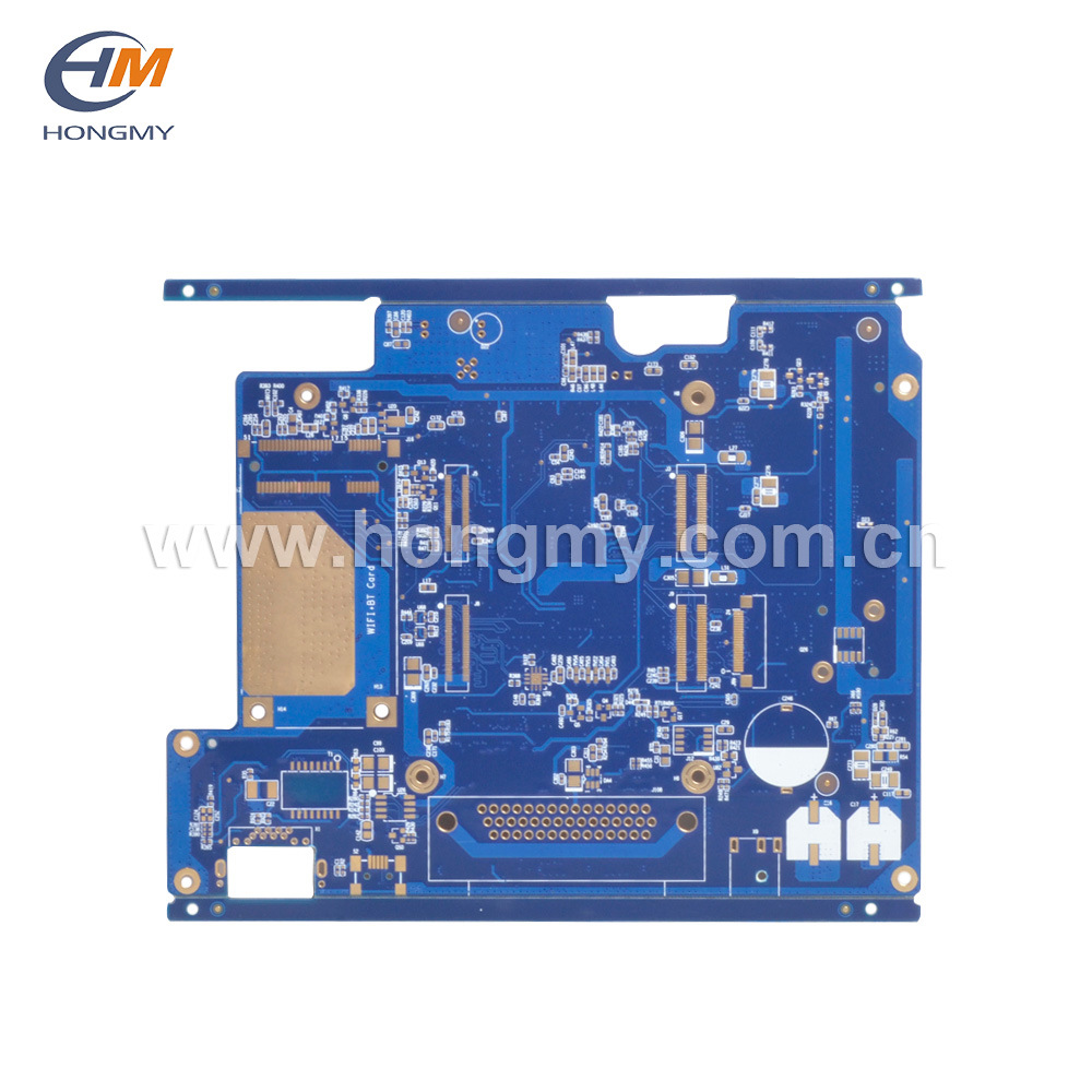Wholesale Air Circuit Buy Reliable From Board Manufacturer China 94v0 Pcb System Control Blue Mask