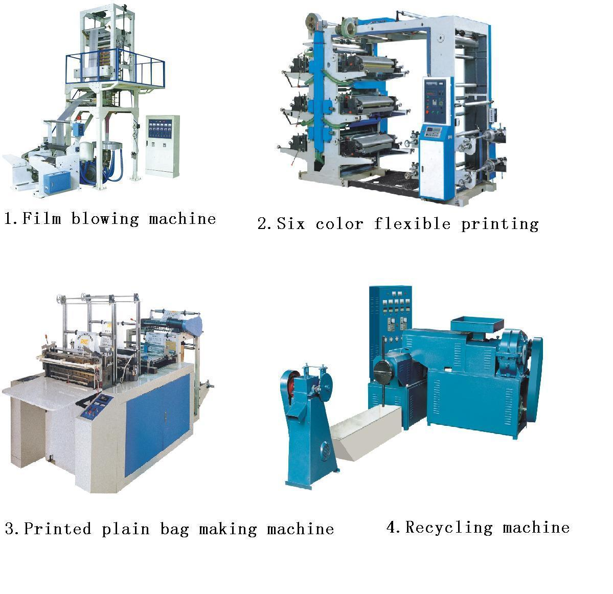 High Quality Flexo Printing Press Machine Price