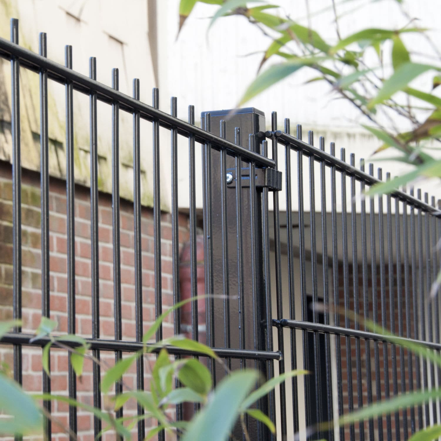 China Professional Fence Factory Welded Double Loop Wire Fence Gates ...