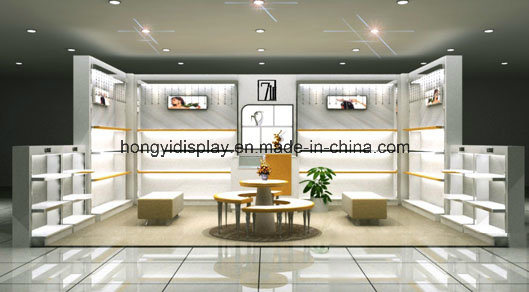 Retail Shoes Shop Fitting For Interior Decoration