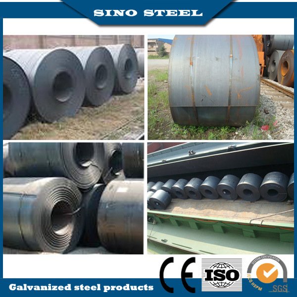 Ss400, Q235 Carbon Coil Hot Rolled Steel Coil
