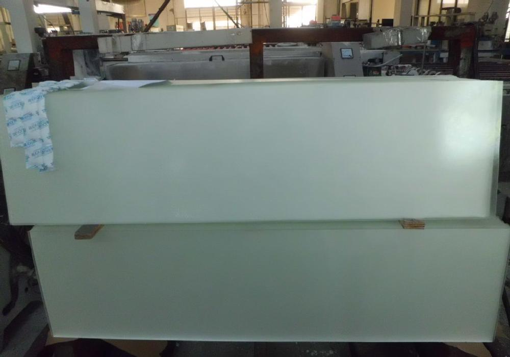 3.2mm 4.0mm Ar Coated Low Iron Float Glass