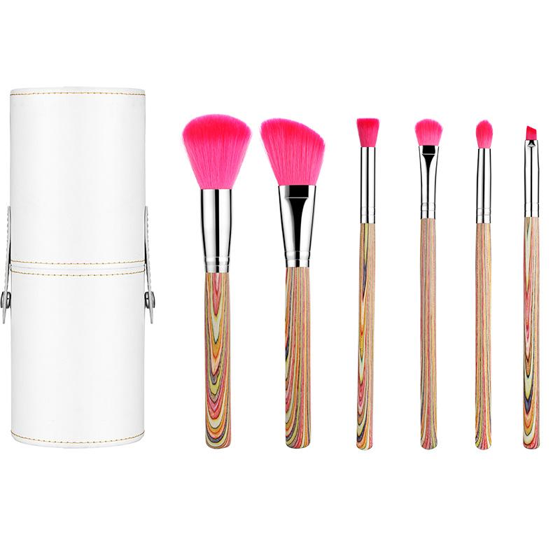 [Hot Item] Vegan Makeup Brush Cosmetic Brush Travel Brush with Portable Bag