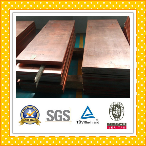 Copper Plate / Copper Sheet pictures & photos