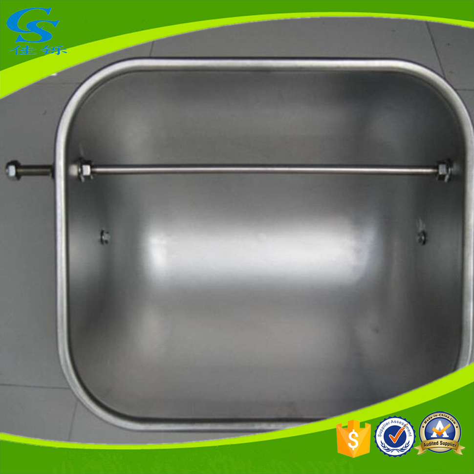 Stainless Steel Electrical Trough Wiring China Pig Feeder For Farm Equipment Feeding Good Pigl