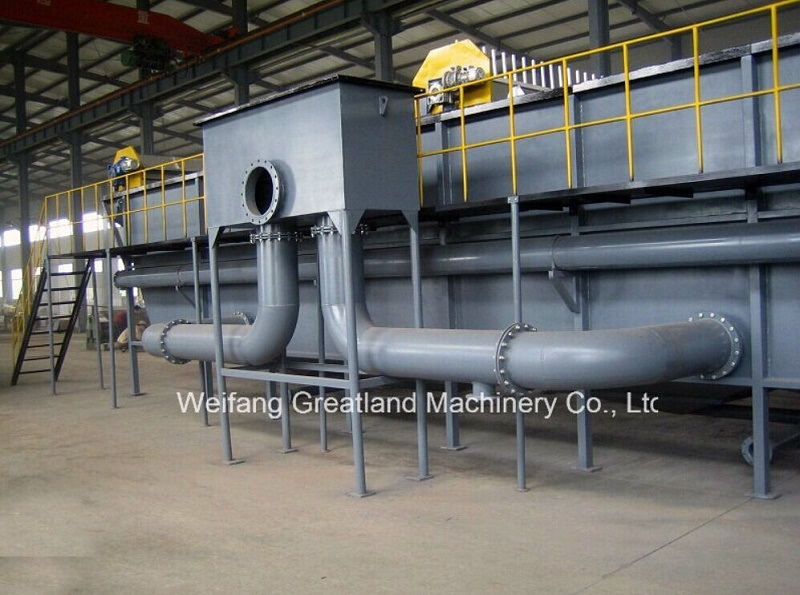 Dissolved Air Flotation (DAF) Machine for Waste Water Treatment