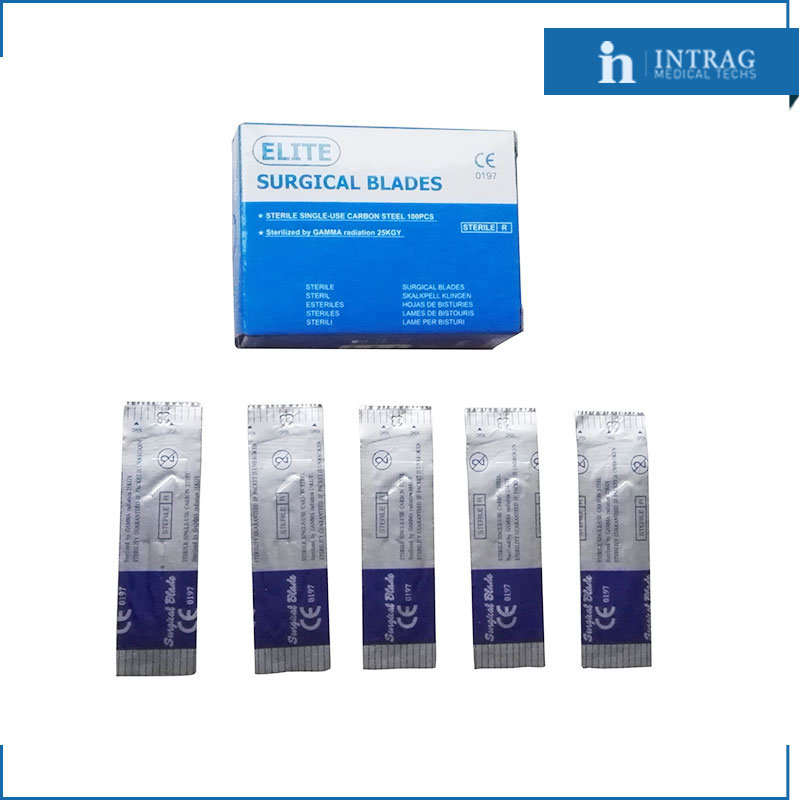 Disposable Sterile Surgical Blades 36#