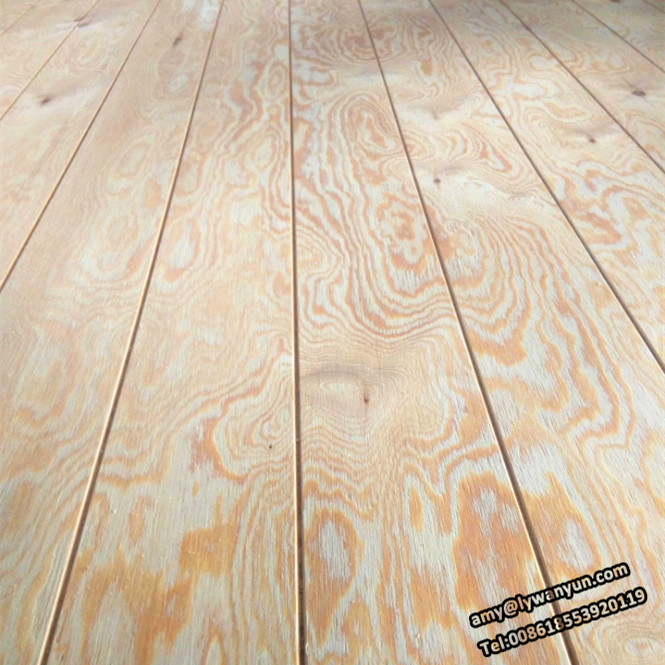 Hot Item Decorative Radiata Pine Plywood Wall Panel With U V Slots